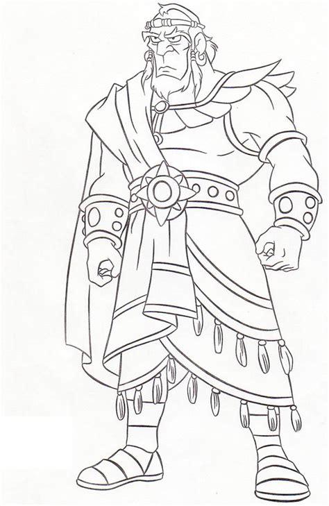 28 King Saul Coloring Pages King Saul Coloring Page King Saul Coloring Page