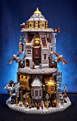 best model of the world 2008 boys presentation gorgeous bioshock infinite city of skyholm in lego the