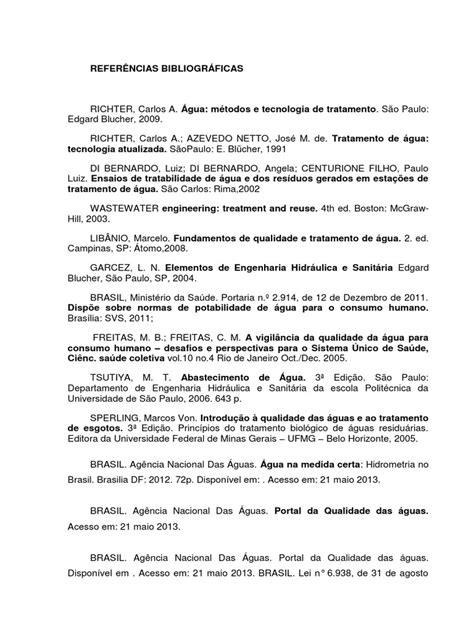 REFERENCIAS BIBLIOGRAFICAS - TCC