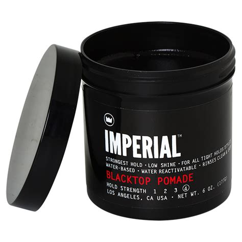 Pomade Imperial imperial blacktop pomade 177ml