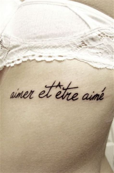 tattoo quotes in french love quotes for tattoos in french image quotes at