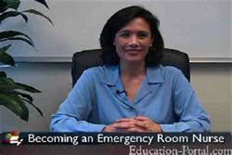 emergency room education requirements emergency room nursing programs and requirements