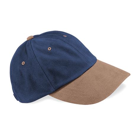 Low Profile Cap b57 low profile heavy brushed cotton cap beechfield