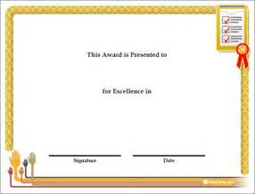 awards templates award certificate template 29 in pdf word