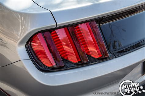 2014 mustang gt tail lights rallyways s550 2015 mustang pictures in depth review