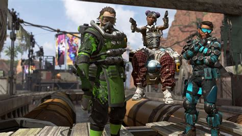 apex legends champion edition includes  characters