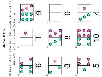 spatial pattern in maths spatial patterns for numbers to 10 first grade envision