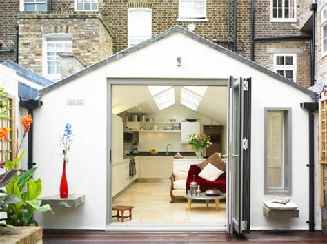 garage door tiny house tiny houses small spaces tiny house in london