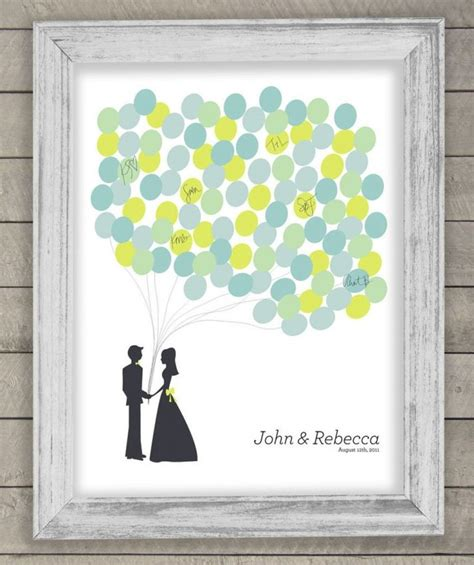 Wedding Guestbook 6 6 creative wedding guest book alternatives