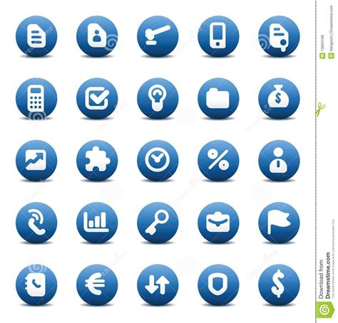 business vector royalty free stock images image 1449729 vector icons for business metaphors royalty free stock images image 13604199