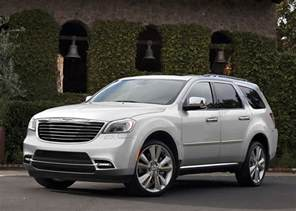 Chrysler Crossover Suv 2014 2018 Chrysler Aspen Suv Review Price 2017 2018 Suv