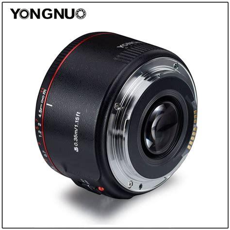 Yongnuo Yn 50mm F 1 8 For Canon new yongnuo yn 50mm f 1 8 ii lens photo rumors