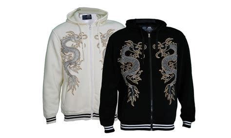 dragon design hoodie men s dragon design hoodie groupon goods
