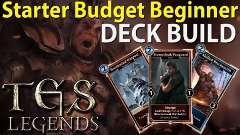 beginner deck battle mage starter budget beginner deck the elder