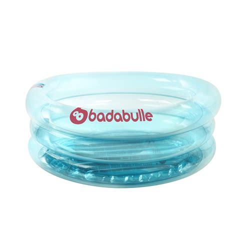baignoire b 233 b 233 gonflable lagon de badabulle sur allob 233 b 233
