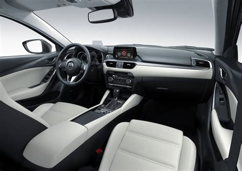 Mazda 6 2015 Interior by 2015 Mazda6 Facelift Interior Forcegt