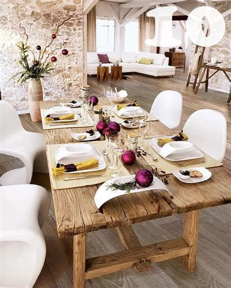 rustic chic dining table 14 fabulous rustic chic dining tables inspiration picklee