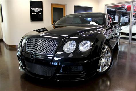 used bentley coupe used 2005 bentley continental gt stock p2957 ultra