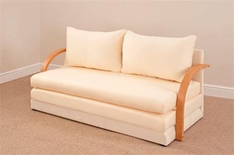 foam fold out couch fold out double foam sofa bed chloe free delivery ebay