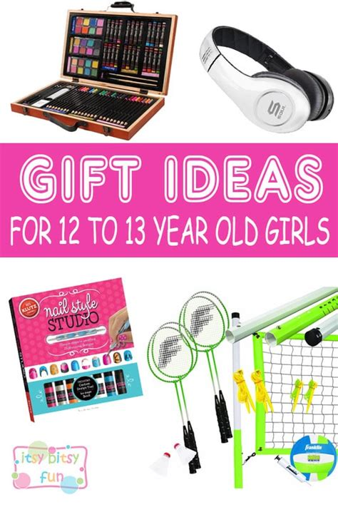christmas gifts for 13 year olds best gifts for 12 year in 2017 itsy bitsy