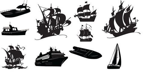 dessin bateau laser kldezign les svg