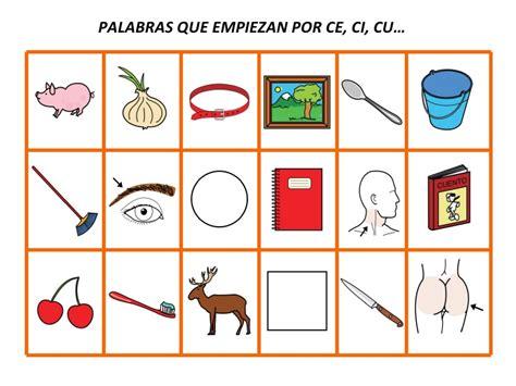palabras e imagenes que empiecen con la letra v objetos que comienzan con s imagui