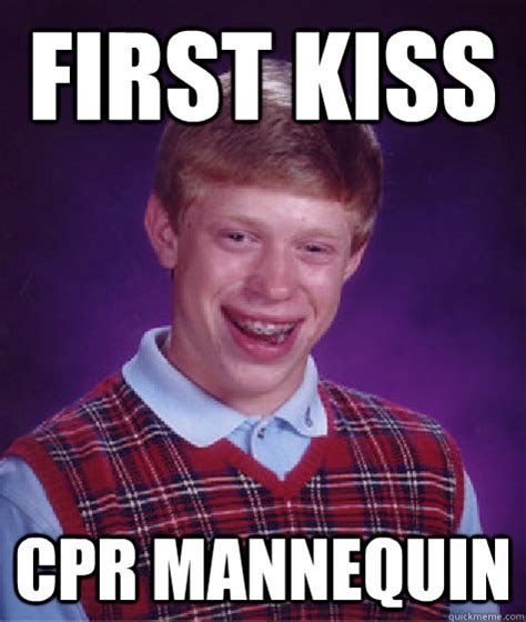 Cpr Dummy Meme - bad luck brian memes quickmeme