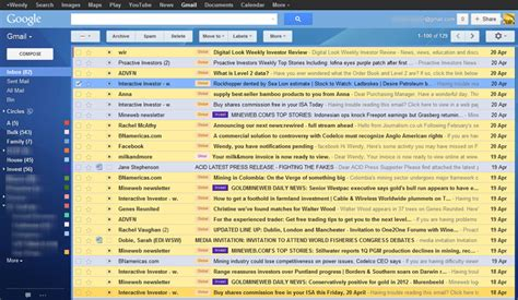 gmail chat themes a gmail miscellany customise gmail with userstyles