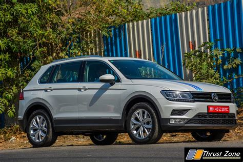volkswagen tiguan 2017 price 2017 volkswagen tiguan india review first drive
