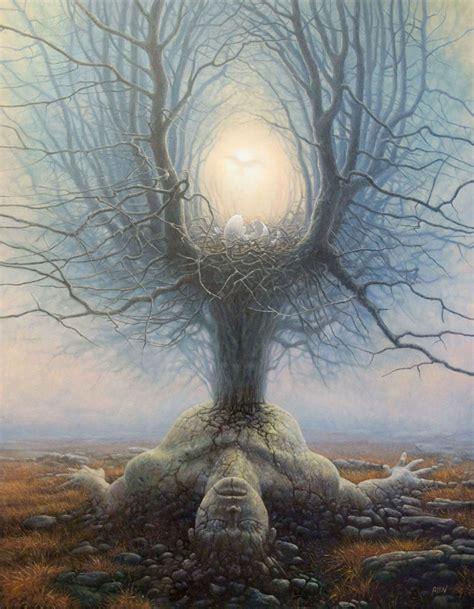 the art and soul tomasz alen kopera 1976 magical surrealism painter tutt art pittura scultura poesia