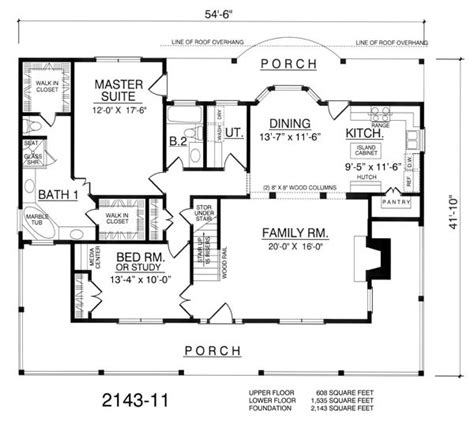 Western Homes Floor Plans | western house plans 171 floor plans