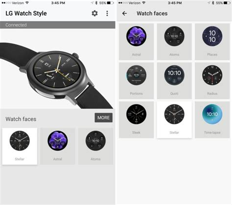 android wear app how to use an android wear with an iphone and why