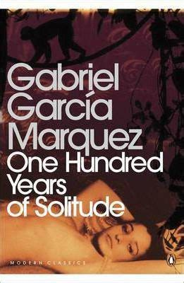 libro one hundred years of one hundred years of solitude gabriel garcia marquez 9780141184999