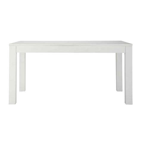 tavolo bianco tavolo bianco per sala da pranzo in massello di legno l