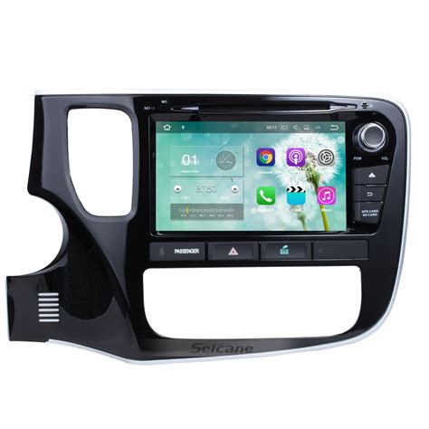 android dvd player android 7 1 dvd player radio gps navigation bluetooth stereo for 2014 2015 2016 mitsubishi