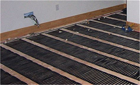 Is Electric Radiant Floor Heat Efficient by Radiant Heat Solutions Driveway Heating Snow Melting And Roof Deicing