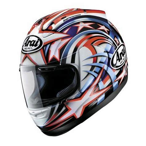 Helm Arai Replika arai rx7 colin edwards replica helmet abadi helm cv