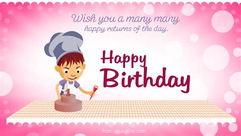 happy birthday card template psd beautiful birthday greetings card psd for free