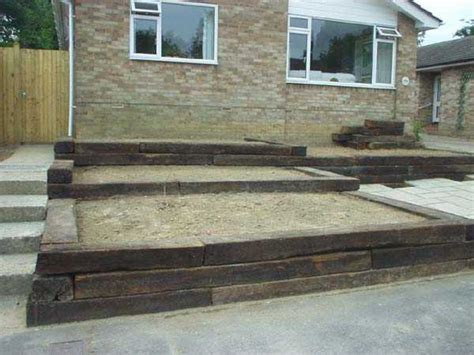 What Size Are Railway Sleepers by Railway Sleepers