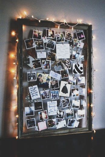 photo board ideas diy inspiration mood board postcard display postcards