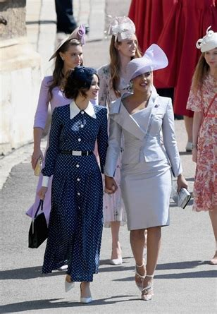 did janina gavankar attend royal wedding i look degli invitati al royal wedding tra meghan markle e