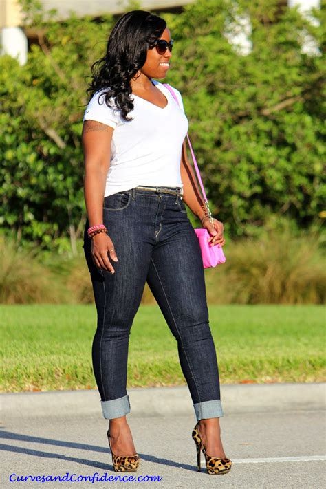 curvy en jeans the best jeans for curvy women tell you all