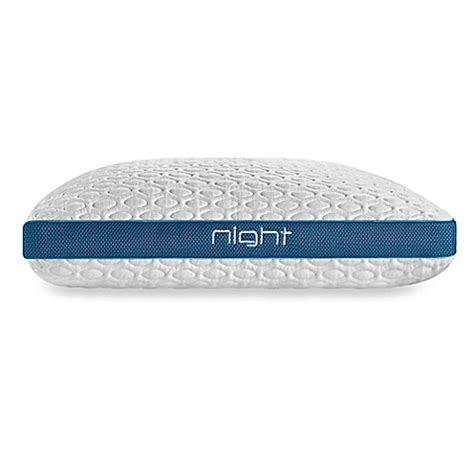 buy sleep on side pillow from bed bath beyond buy bedgear night side sleeper performance pillow 174 from