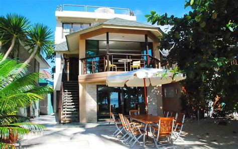 Anito Beach House Discount Hotels Free Airport Pickup Boracay Houses