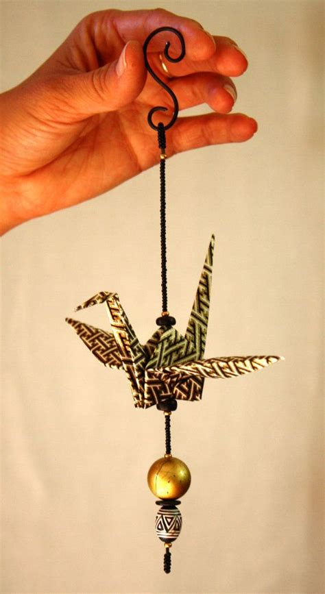 Origami Crane Decoration - best 25 paper cranes ideas on origami cranes