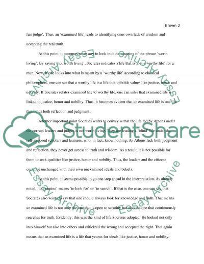Socrates Apology Essay by Socrates Apology Essay