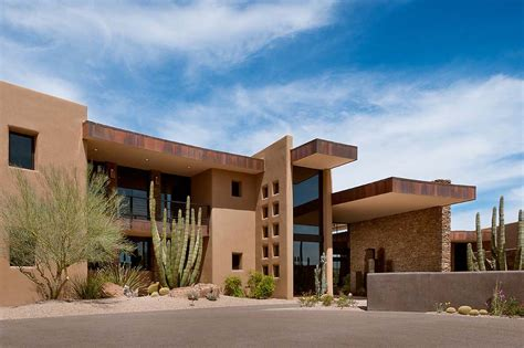 award winning modern luxury home in arizona the sefcovic