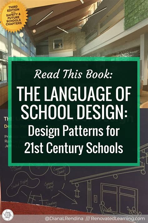Pattern Engineering For The 21st Century   read this book the language of school design