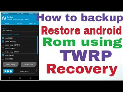 reset android via cmd full download how to flash a custom rom using twrp