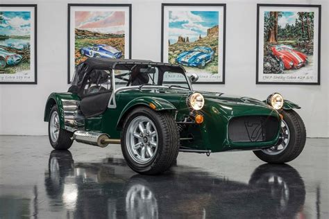 our own beautiful caterham seven at hillbank check out